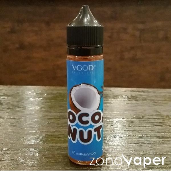 VGOD Liquid COCOA NUT 60ml|zonovaper