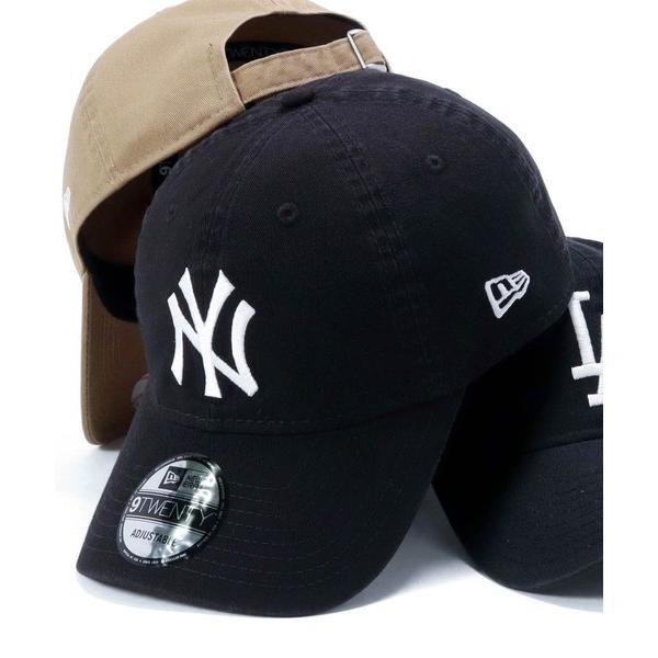 帽子キャップニューエラ9TWENTYキャップストラップバックウォッシュドコットンMLBNEWERA