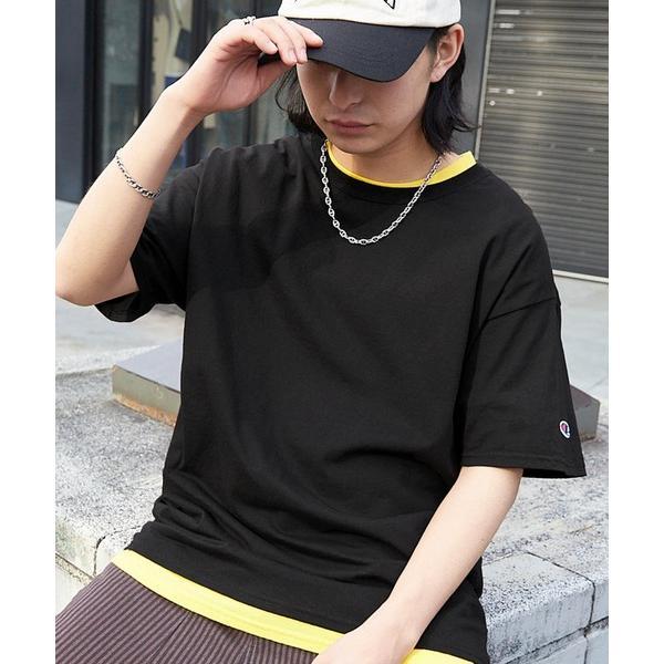  tシャツ Tシャツ Champion Authentic T-SHIRTS/ チャンピオン コット…