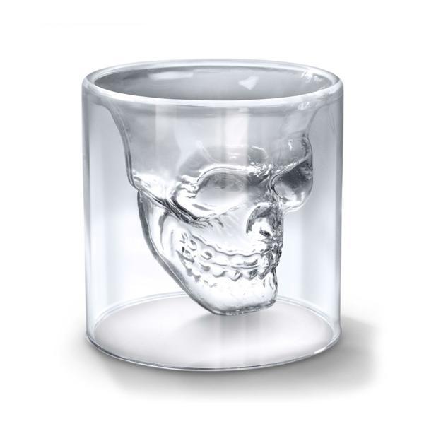〈RELAX/リラックス〉DOOMED SKULL GLASS/スカルグラス