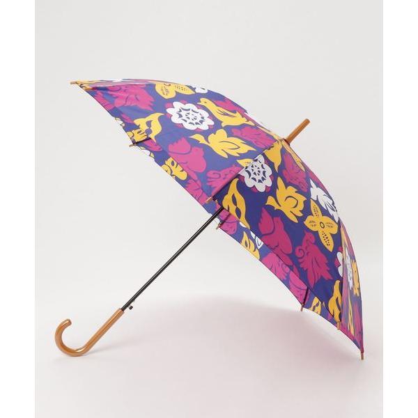 傘 【チャイハネ】エスニック長傘 アンブレラ