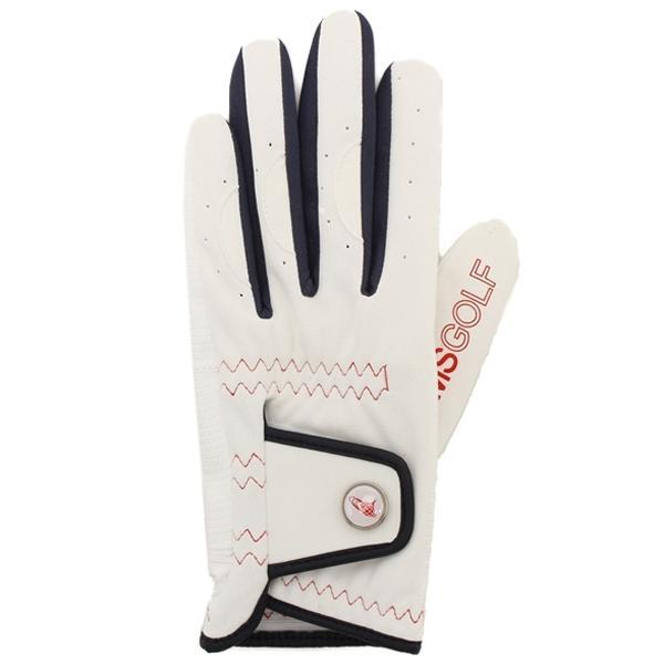 手袋BEAMSGOLF/ロゴプリントグローブ(UNISEX)