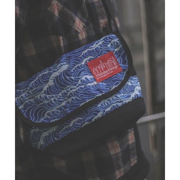 ATMOS LAB Manhattan Portage x T.T.T. x ATMOS LAB Messenger Bag EXCLUSIVE【SP
