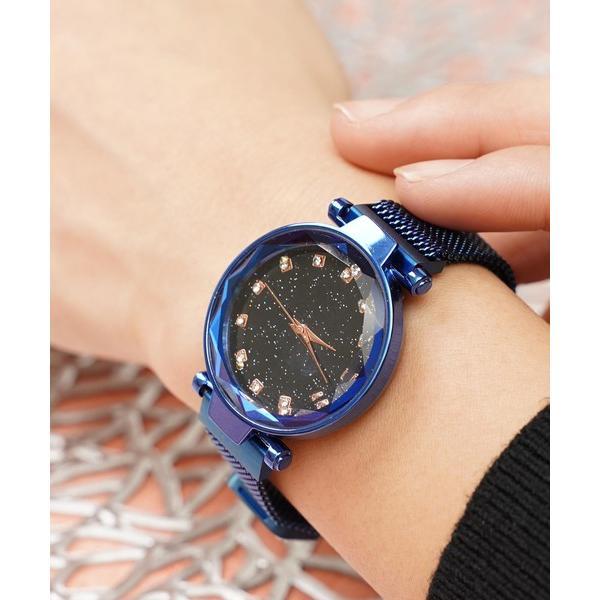 腕時計 【OSHARESTA★TOKYO】ウォッチコレクション STAR★NIGHT メタルウォッチ