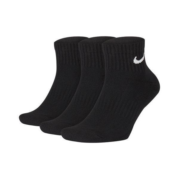 靴下ナイキエブリデイクッションアンクルトレーニングソックス(3足)/NIKE