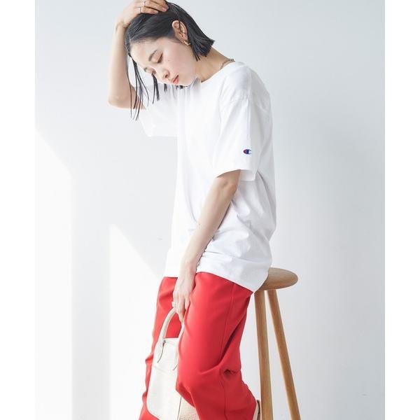 tシャツTシャツ ChampionAuthenticT-SHIRTS レディースチャンピオンスーパーオーバーサイズコットン半袖ロ