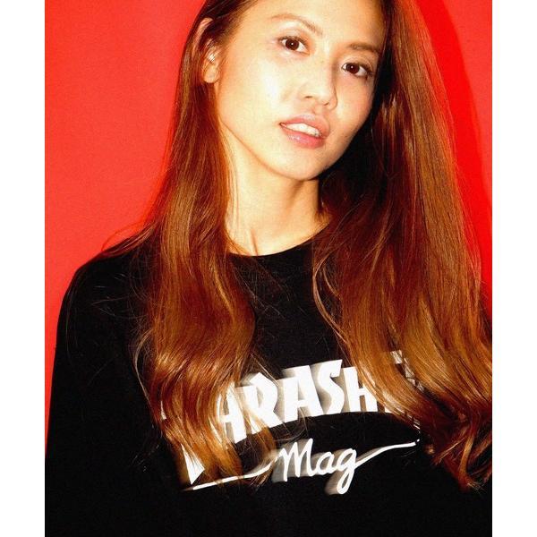 mag T-SHIRTS/スラッシャー Tシャツ ユニセックス ビッグロゴ