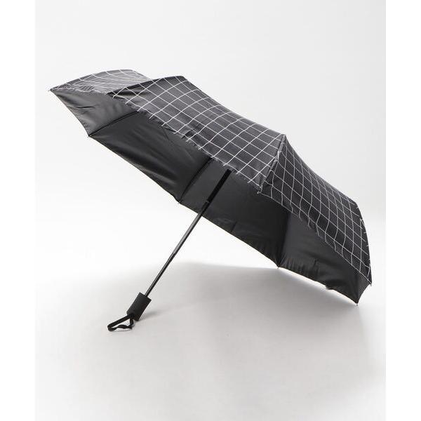折りたたみ傘 晴れ雨兼用 ワンタッチ折りたたみ傘