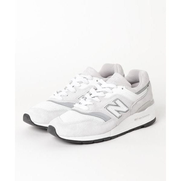 New Balance M997LBG (WHITE)