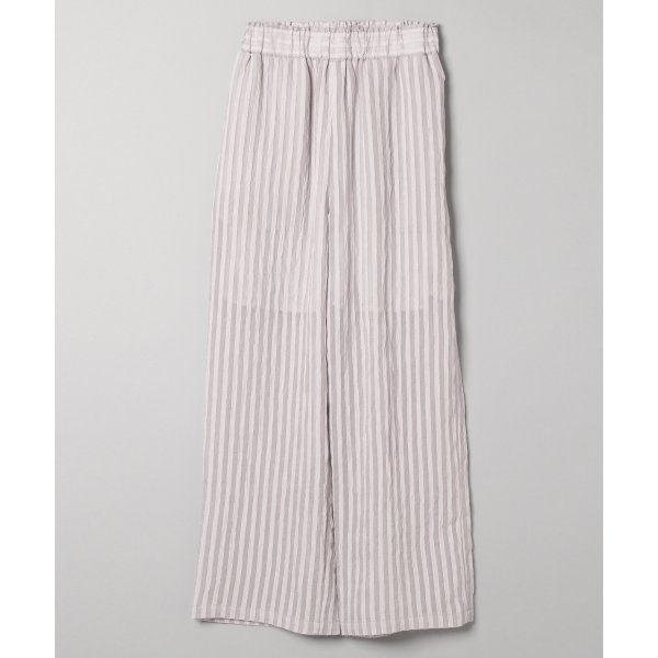 パンツ 【LIMITED】Shadow Stripe Wide Pants/840445
