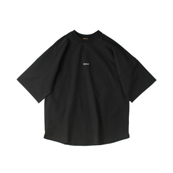 tシャツ Tシャツ 【RVCA/ルーカ】SMALL NEW WORLD SS ビッグシルエットT