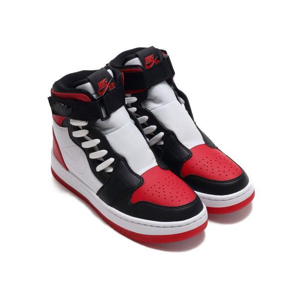スニーカー JORDAN BRAND ジョーダン ウィメンズ エア ジョーダン 1 ノヴァ XX (WHITE/GYM RED-BLACK) av40