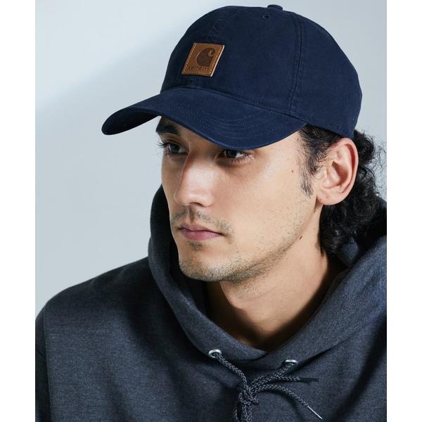 帽子キャップcarharttカーハートキャップストラップバックOdessaCapウォッシュ加工
