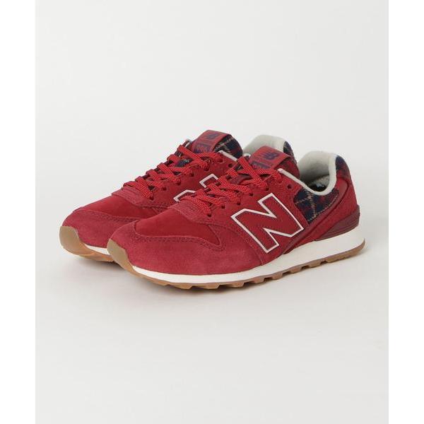 NEW BALANCE ニューバランス WL996CG RED