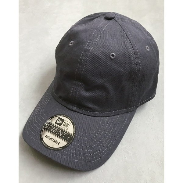 NEW ERA(ニューエラ) / 9TWENTY STRAPBACK CAP ストラップバックキャップ/無地/プレーン/ユニセックス