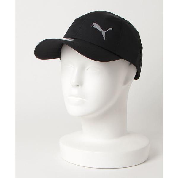 帽子キャップPUMAプーマポリコットンランニングキャップ