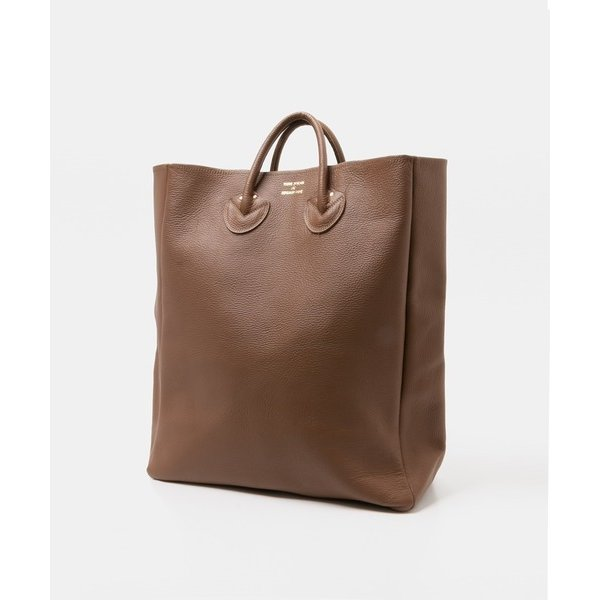 YOUNG&OLSEN THE DRYGOODS STORE(ヤング&オルセン ザ デイ グッズストア)『EMBOSSED LEATHER TOTE L 』