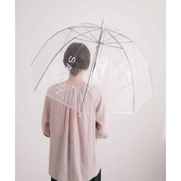 傘 【選べる7colors!】【SALONオリジナル】ベルドームアンブレラ