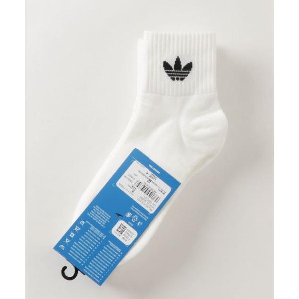 adidas アディダス FT8529 U ANKLE SOCKS 3P WHT/WHT/BLK