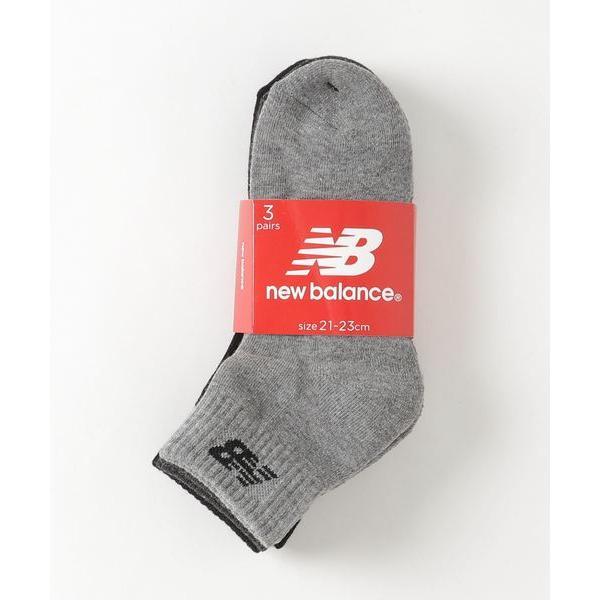 ニューバランス new balance ソックス JASL7789