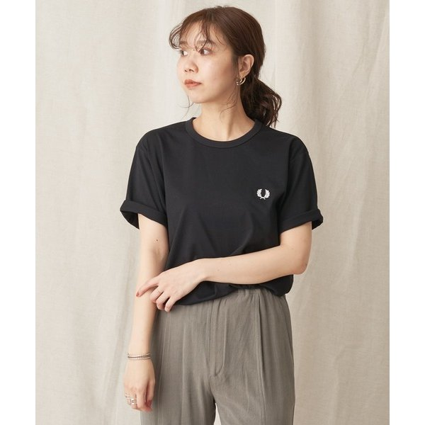 【FRED PERRY】ワンポイントTシャツ