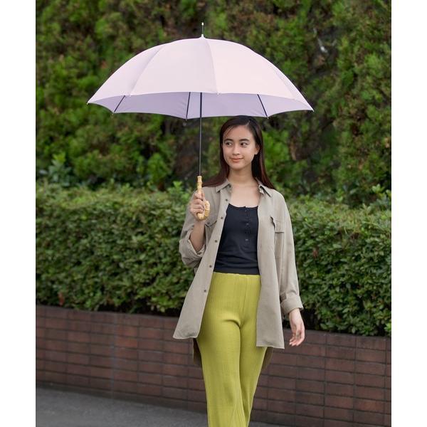傘 ★【オンライン限定】 雨傘 ベーシックバンブーアンブレラ(晴雨兼用)