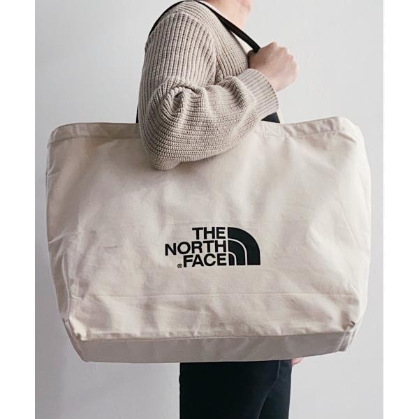 トートバッグバッグTHENORTHFACE(ザ・ノース・フェイス)/キャンバスワイドショッパートートバッグ