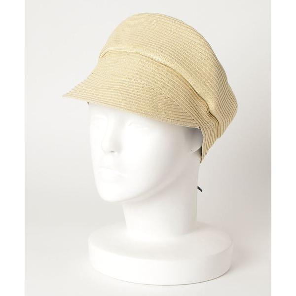 帽子キャスケットペーパーキャスケット帽