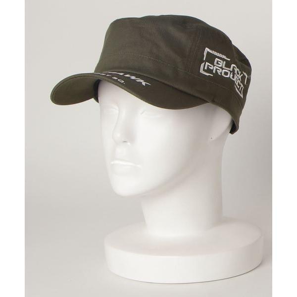 帽子 キャップ ナイトホーク ワークキャップ/NIGHT HAWK WORK CAP