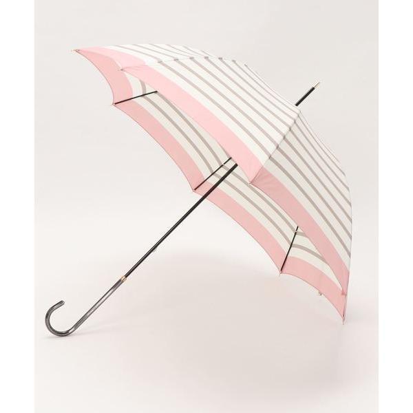傘 リムカラーボーダーアンブレラ