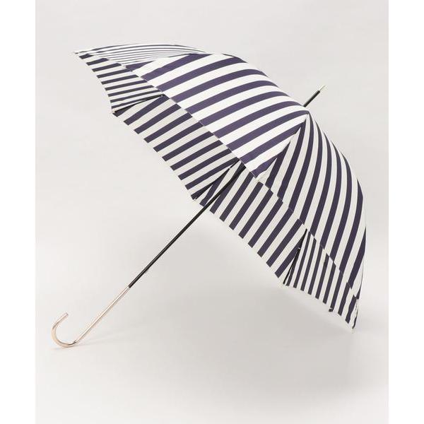 傘 ストライプアンブレラ