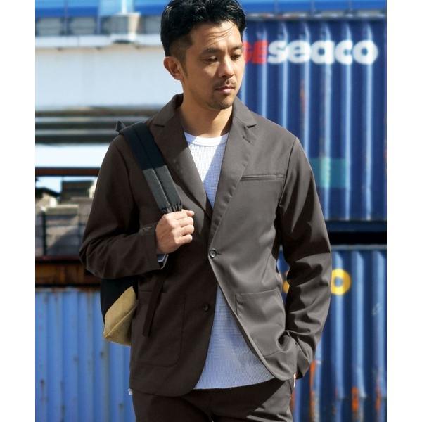 ジャケット テーラードジャケット WWS テーラードライトジャケット(裏地なし)《セットアップ対応》