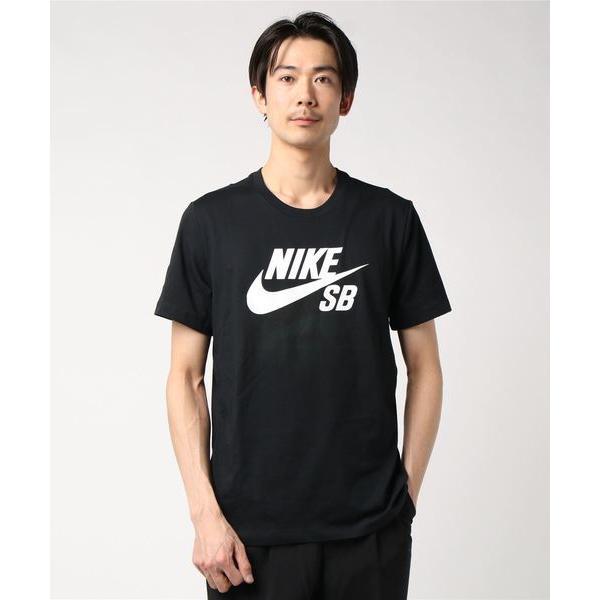 NIKE SB/ナイキエスビー D-F DFCT ロゴTシャツ AR4210-010 クルーネックTシャツ