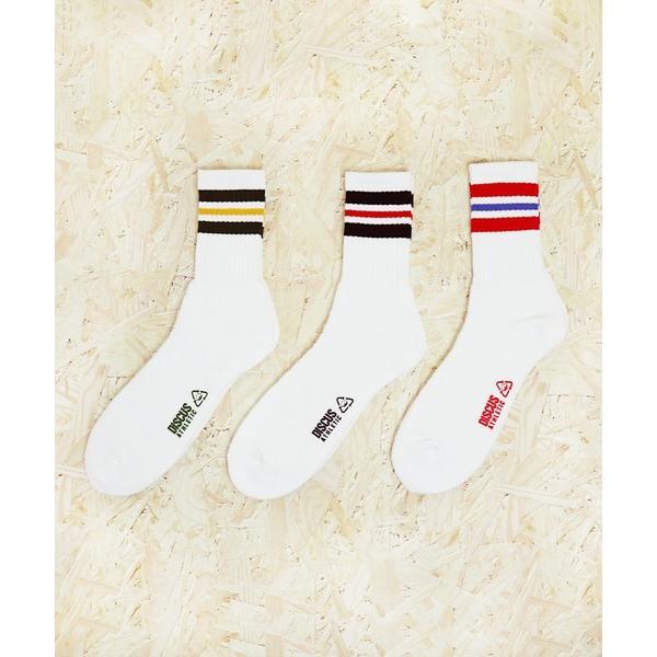 靴下∴ DISCUS/ディスカス DISCUSSOCKSPACK1ソックスパック1