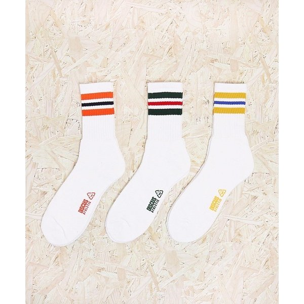 靴下∴ DISCUS/ディスカス DISCUSSOCKSPACK2ソックスパック2