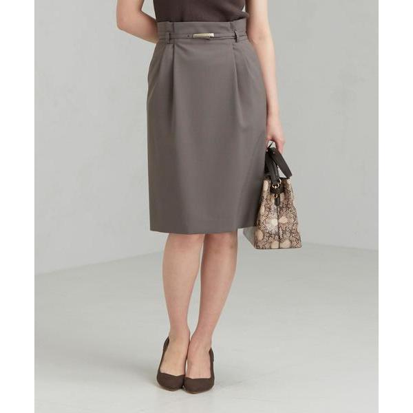 スカート [手洗い可能/ライトカチリラ] ◆D ベルト スカート ◇No18◇