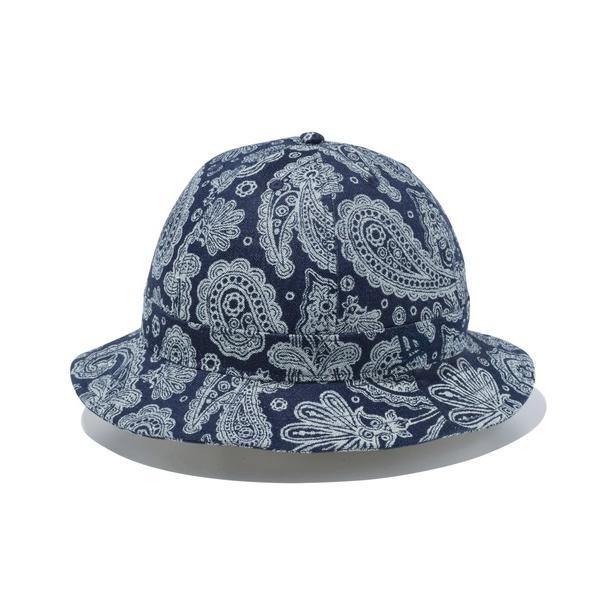 帽子 ハット ニューエラ エクスプローラーハット EXPLORER DENIM PAISLEY NEW ERA