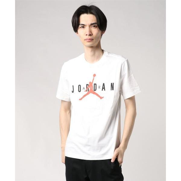 JORDAN BRAND AS M J SS CTN JRDN AIR WRDMRK 【SP】