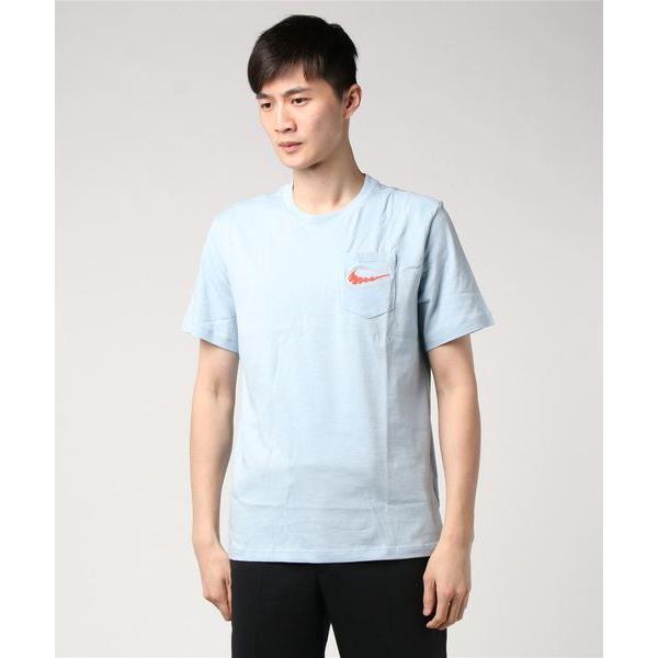 NIKE SB/ナイキエスビー ポケット ミニ TRUCKI T CD2100-440 ポケットTシャツ