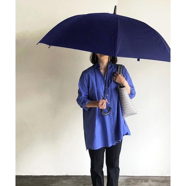 傘 NT:70cm エンボスビニール アンブレラ 男女兼用  大きめビニール長傘