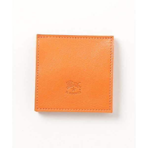 【Il Bisonte】イルビゾンテ C0615 ORIGINAL LEATHER COIN CASE レザーコインケース 小銭入れ