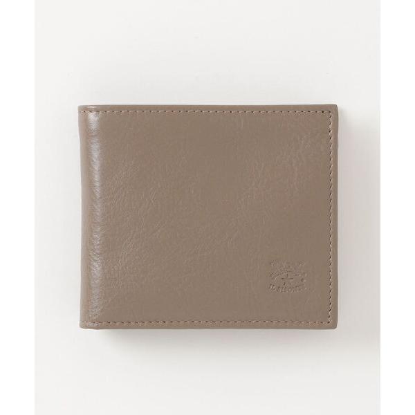 【Il Bisonte】イルビゾンテ C0487/M ORIGINAL LEATHER WALLET 二つ折り革財布 コンパクトレザーウォレット