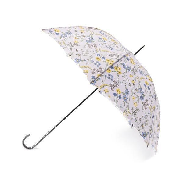 傘 ボタニカルフラワーアンブレラ(長傘)