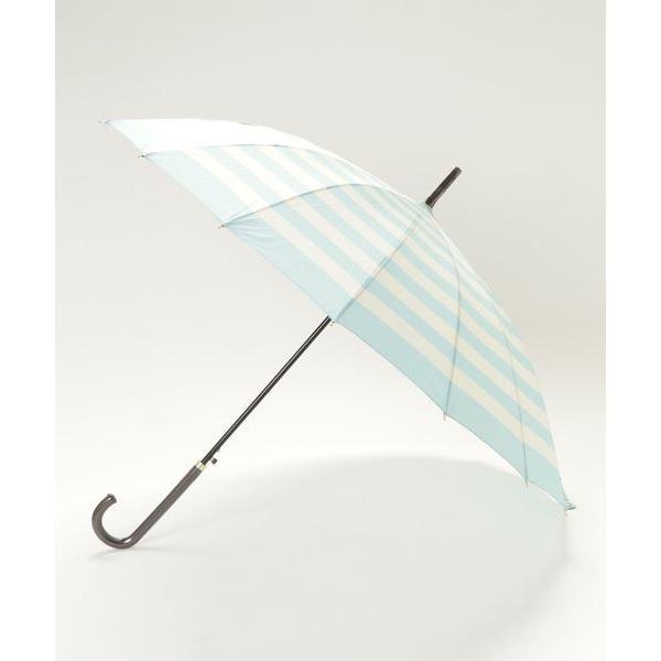 傘 【Natural Basic / ナチュラルベーシック】 長傘 高強度 16本骨雨傘 (55cm)