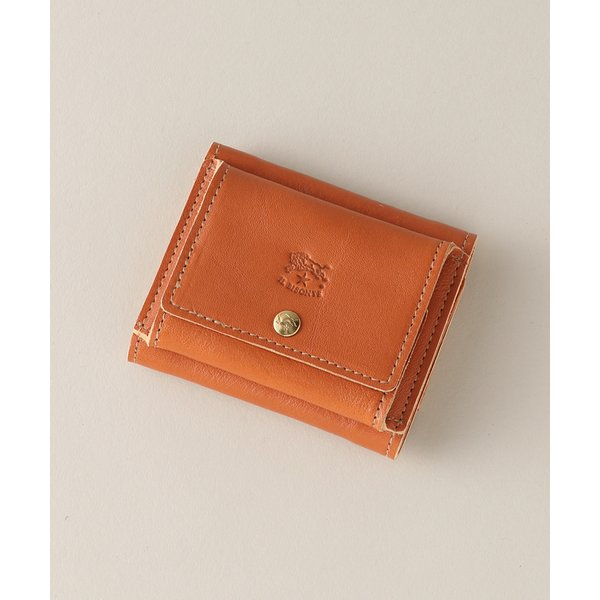 【IL BISONTE / イルビゾンテ】 COMPACT WALLET 4640