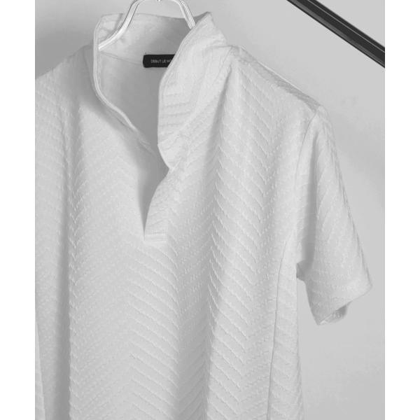 ポロシャツRM/ジャガードポロシャツ