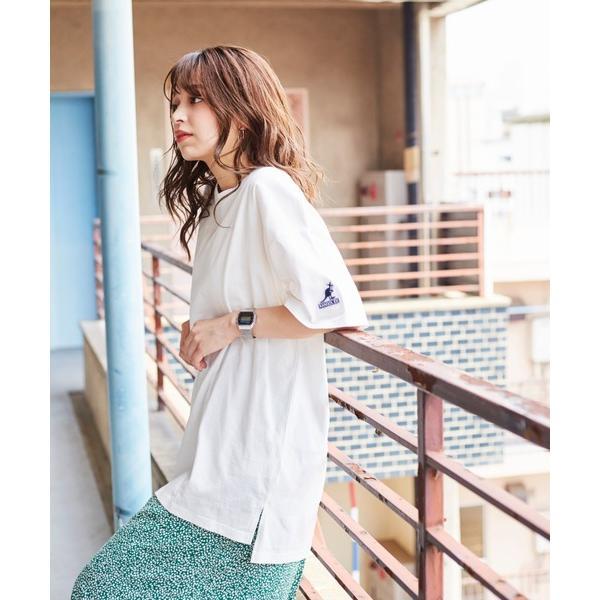 tシャツTシャツWEB別注 KANGOLEXTRACOMFORT(カンゴールエクストラコンフォート) サイドスリットオーバーサイ
