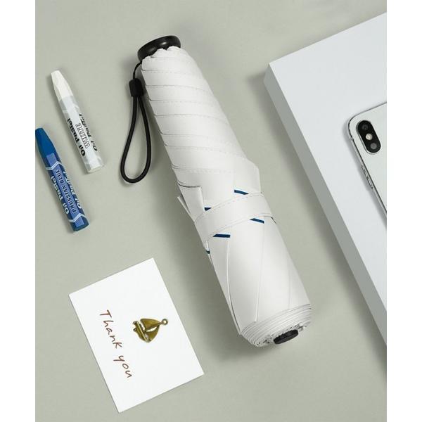 折りたたみ傘 大人気 ユニセックス軽量UVカット99%晴雨兼用超mini折りたたみ傘