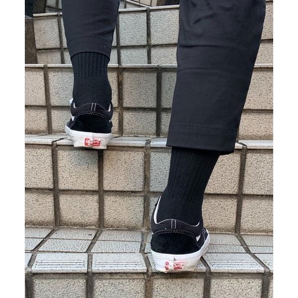 靴下 RAILROADSOCK MadeinUSAワークソックス無地3足セット/靴下