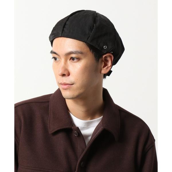 帽子ワッシャーナイロンベレー帽/LAKOLE